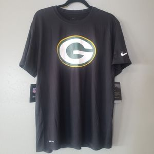 Green Bay Packers Nike Dri Fit T-shirt